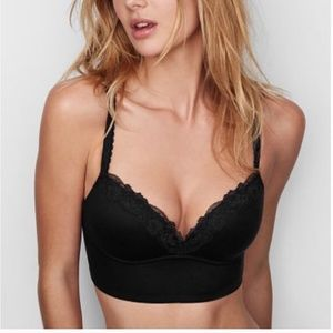 Victoria's Secret Padded No-Wire Bra